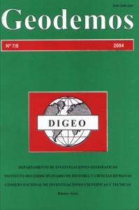 Publicación Geodemos